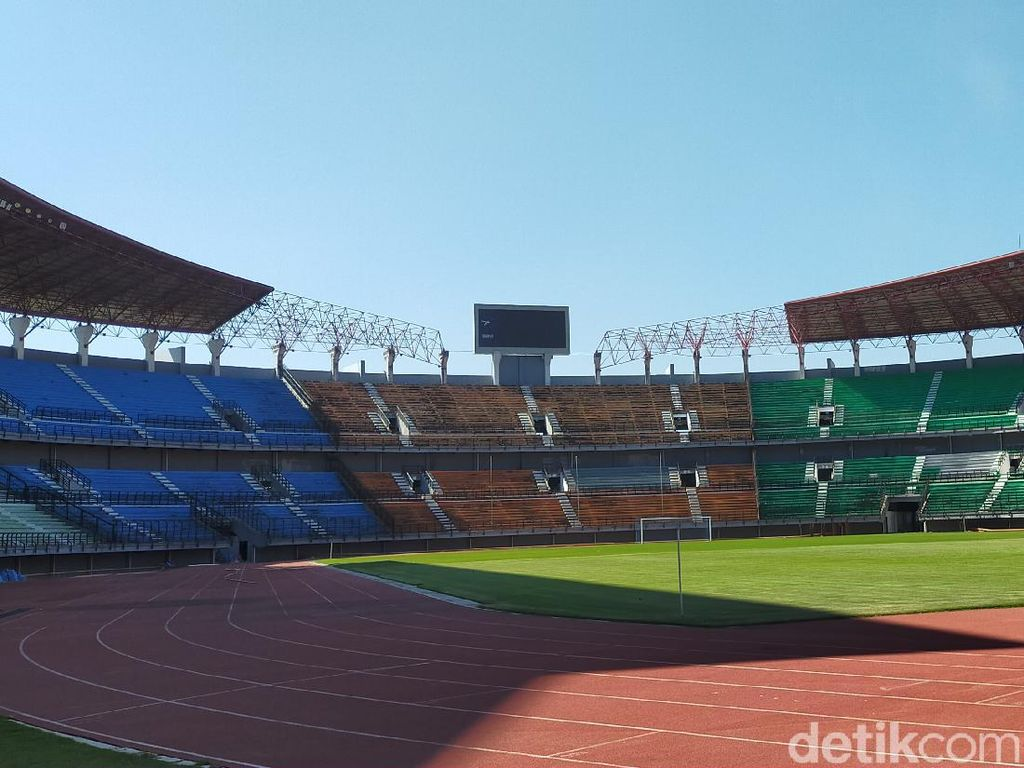 Lapangan Olahraga di Surabaya Belum Dibuka di Masa Transisi New Normal