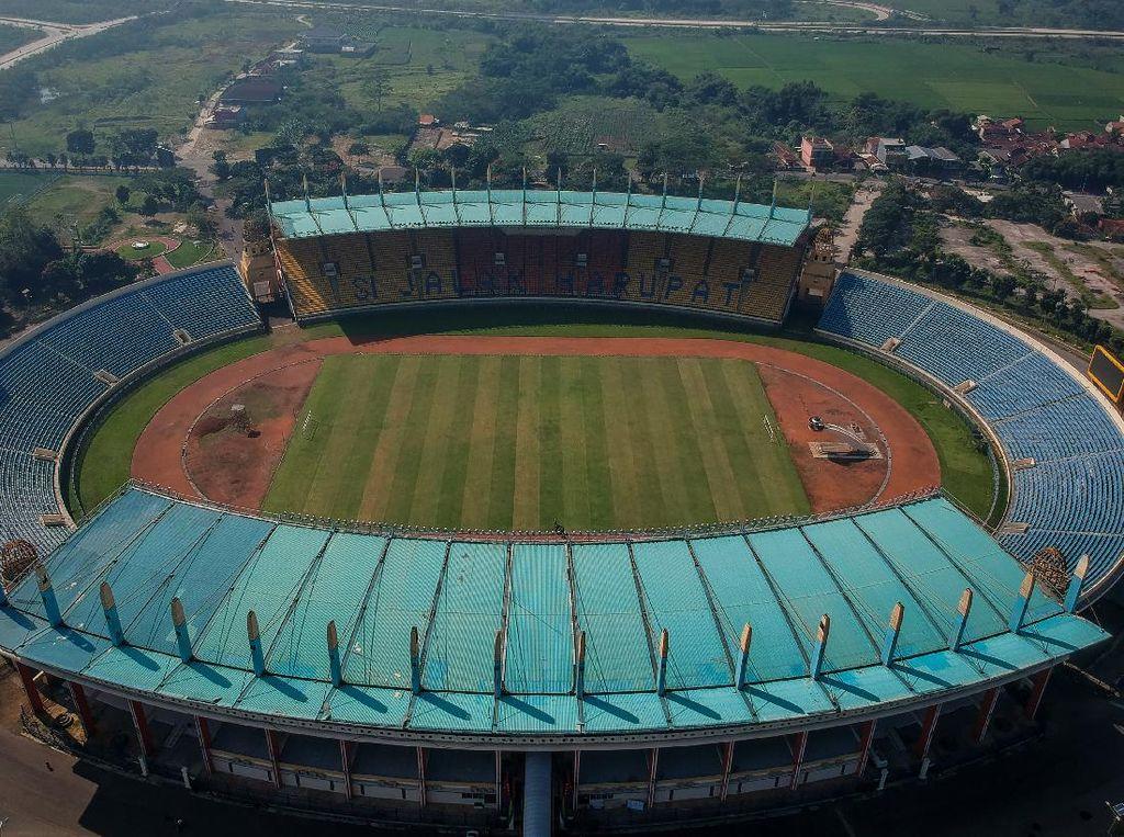 SJH Siap Jadi Venue Piala Menpora, Diklaim Standar Piala Dunia