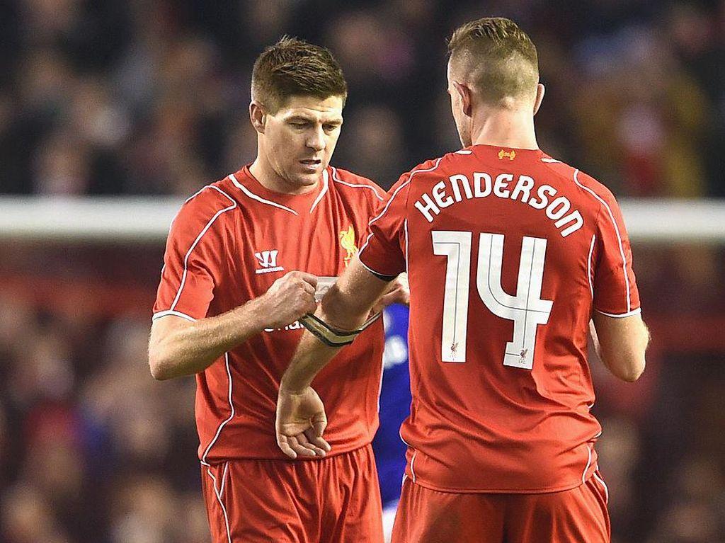 Bangganya Steven Gerrard Kepada Jordan Henderson