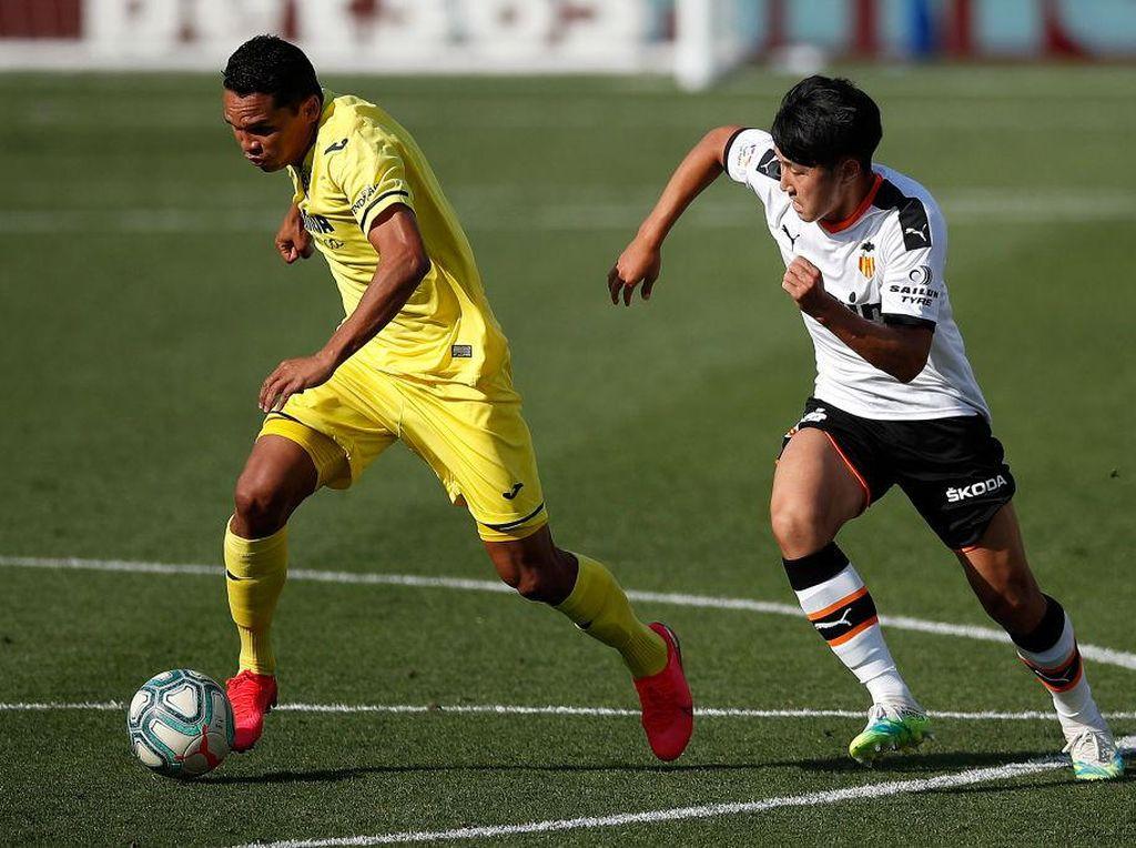 Villarreal Vs Valencia: 2-0 buat Kapal Selam Kuning