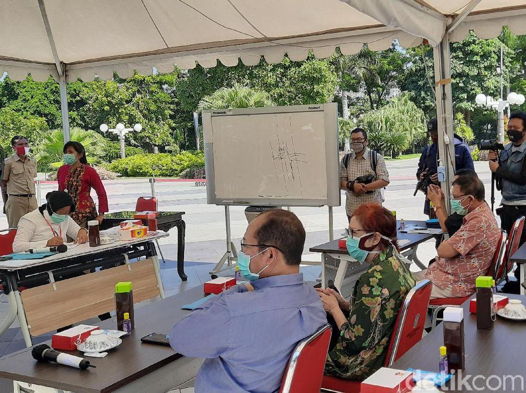Ini Kata Pemkot Surabaya Mengapa RSU Soetomo Overload Pasien COVID-19