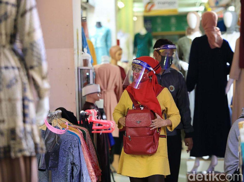 Pedagang Pasar Positif Corona di Jakarta Makin Menyebar