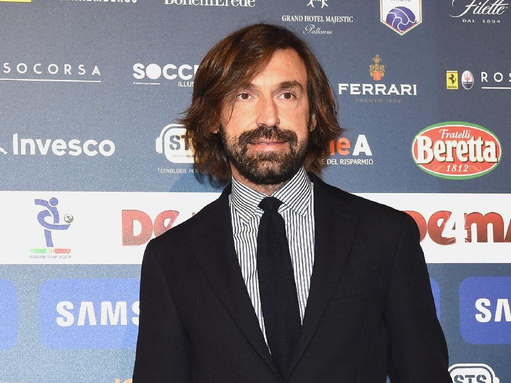 Alasan Juventus Pilih Andrea Pirlo sebagai Pelatih Anyar