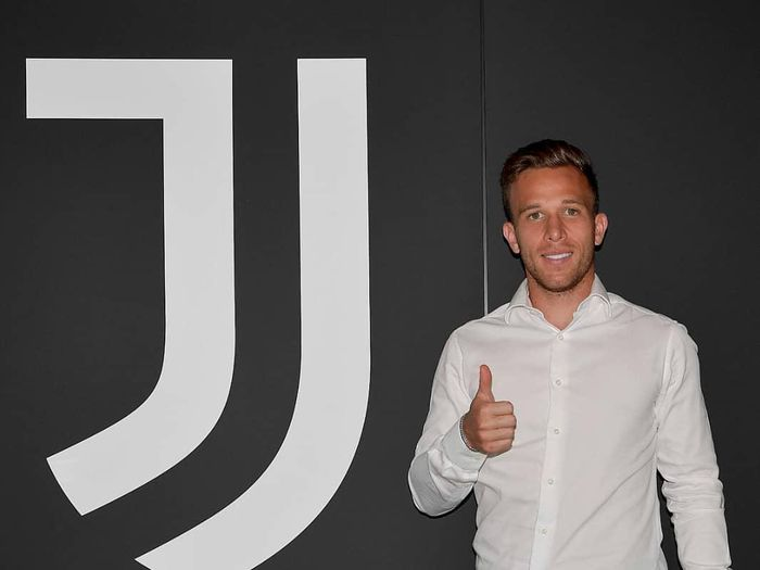 Arthur Melo ke Juventus.