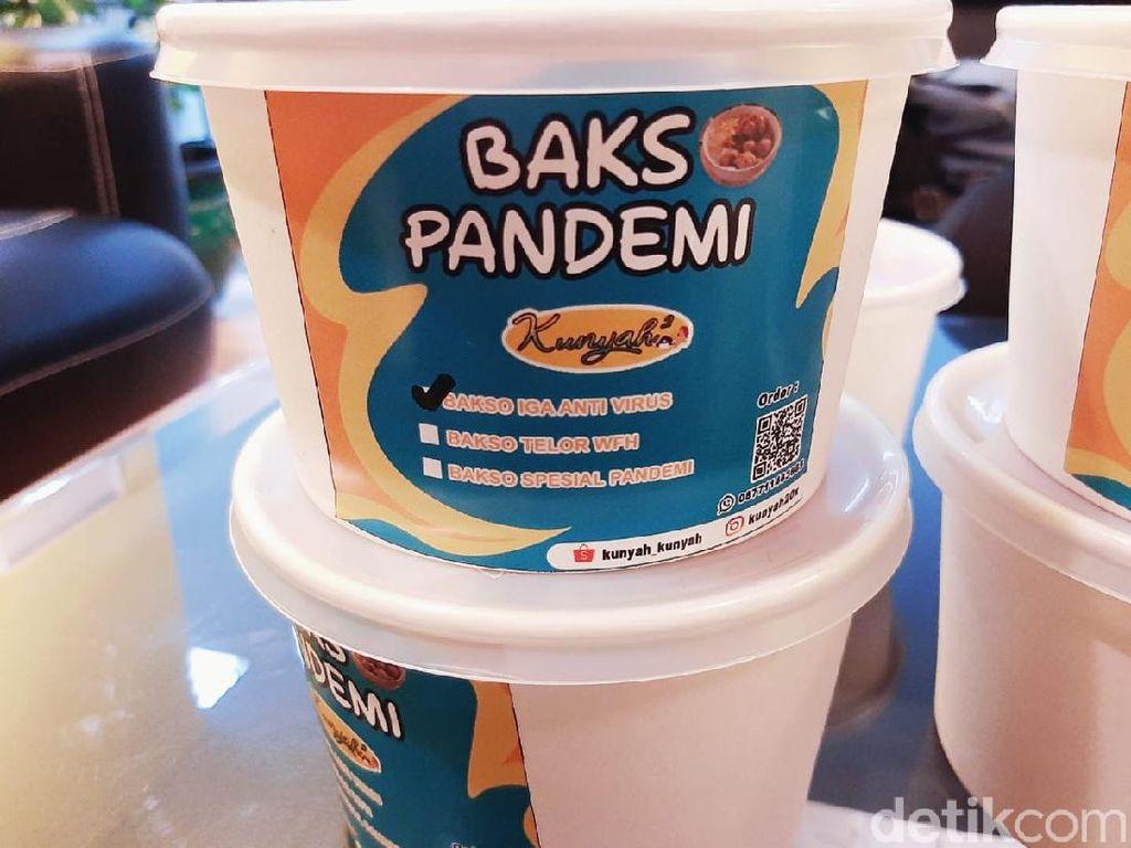 Bakso Pandemi Raup Untung di Tengah Lesunya Bisnis Akibat COVID-19