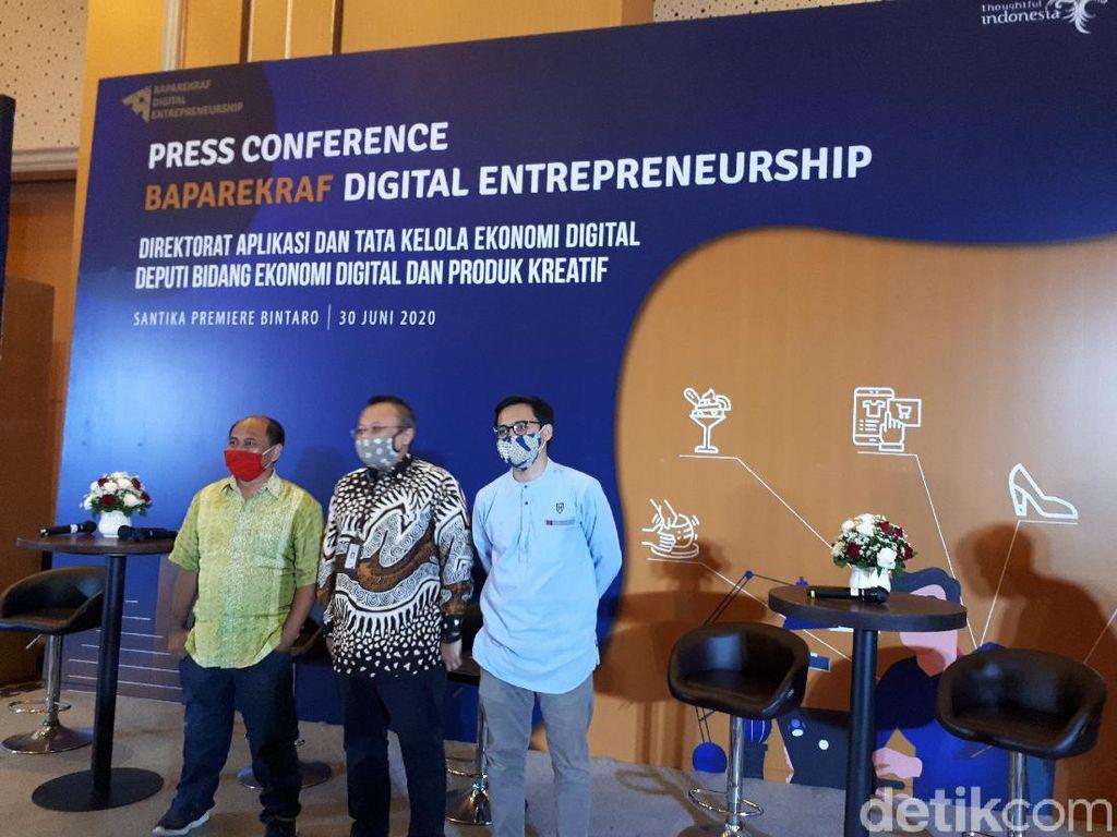 Berapa Potensi Produk Ekonomi Kreatif di Pasar E-Commerce Indonesia?