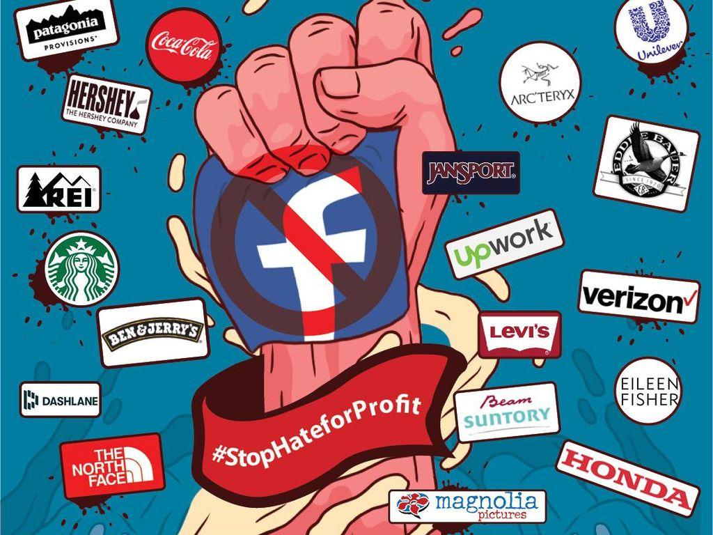 Momentum Media Massa di Balik Boikot Facebook