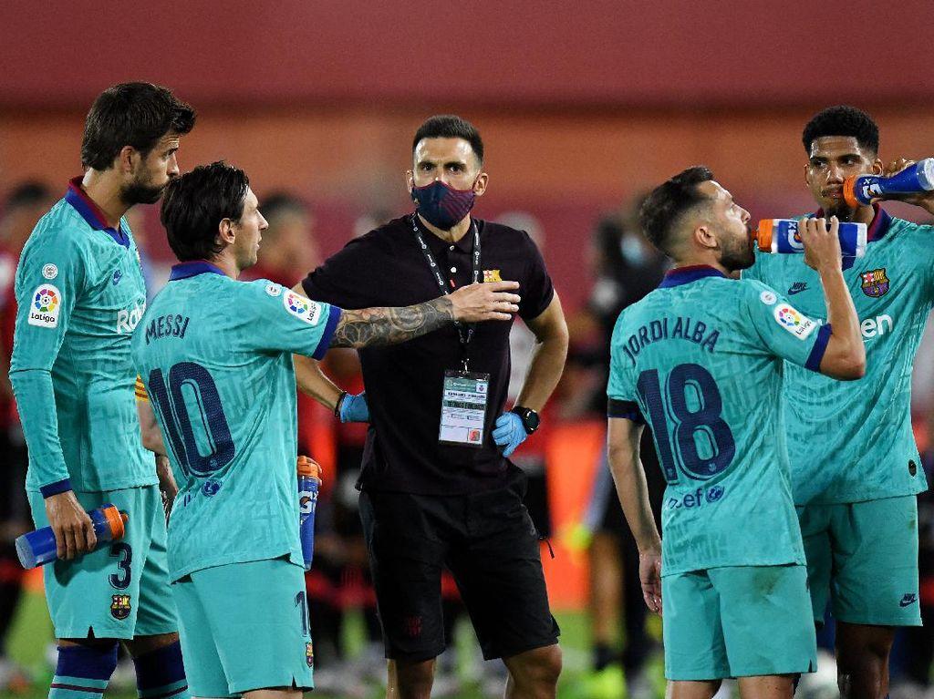 Eder Sarabia: Dulu Puji Ronaldo, Kini Dicuekin Messi