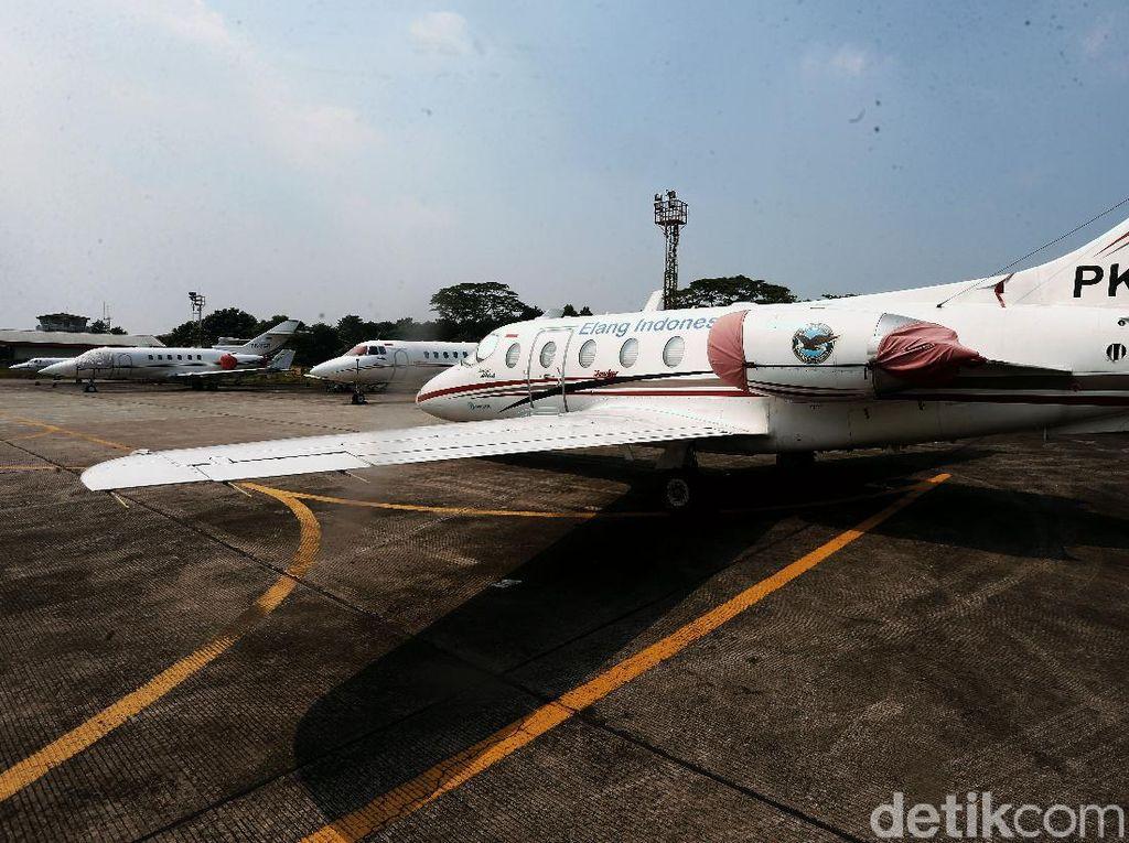 Peminat Jet Pribadi Tinggi di Tengah Pandemi
