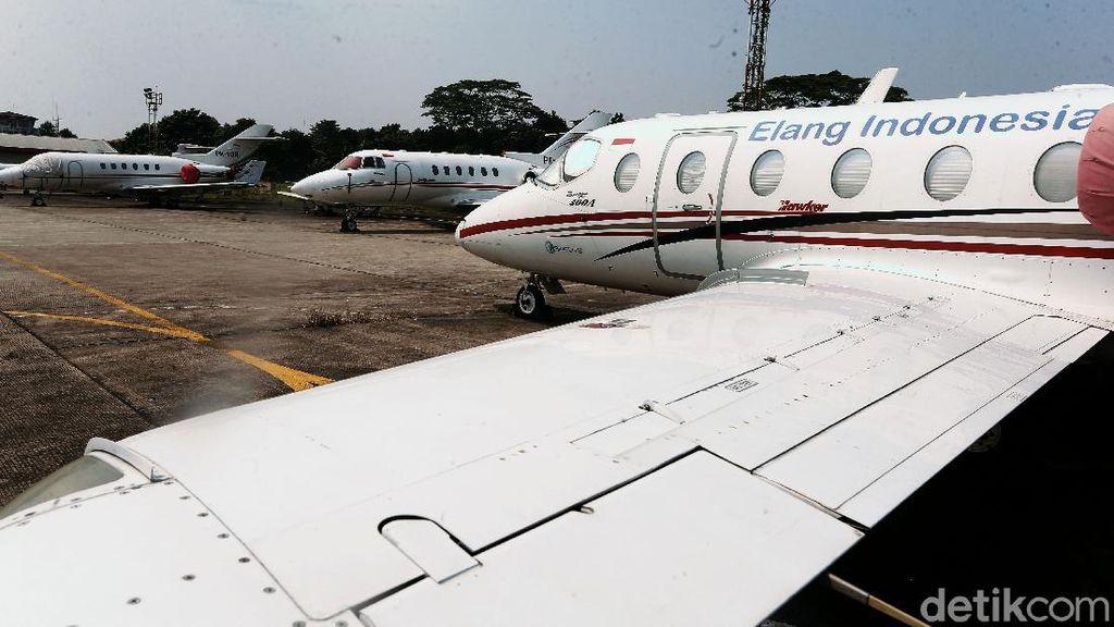 Jet Pribadi Jadi Buruan Crazy Rich Indonesia di Masa Pandemi