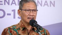 Pemerintah Masih Pantau 38.767 ODP dan Awasi 13.609 PDP pada 3 Juli
