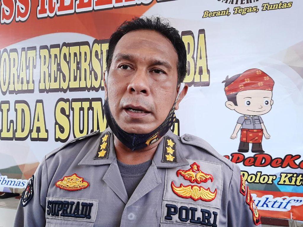 Terlibat Kasus Narkoba-Desersi, 9 Polisi di Polda Sumsel Dipecat