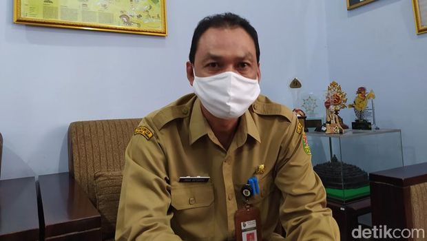 Kepala Dinas Pariwisata, Kepemudaan dan Olahraga (Disparpora) Kabupaten Magelang, Iwan Sutiarso