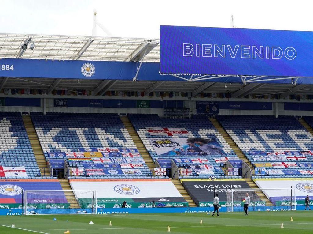 Leicester Bisa Terusir dari Stadion akibat Kotanya Mau Lockdown