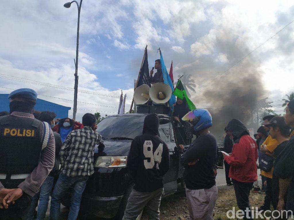 1.000 Personel TNI-Polri Dikerahkan Jaga Aksi Tolak Kedatangan TKA di Sultra