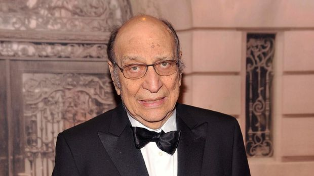 (FILES) In this file photo taken on October 13, 2010 Graphic designer Milton Glaser attends the 2010 National Design Awards Gala at Cipriani 42nd Street in New York City. - If you like American pop culture you certainly know his work, even if you don't know his name: graphic designer Milton Glaser, known for his wildly popular