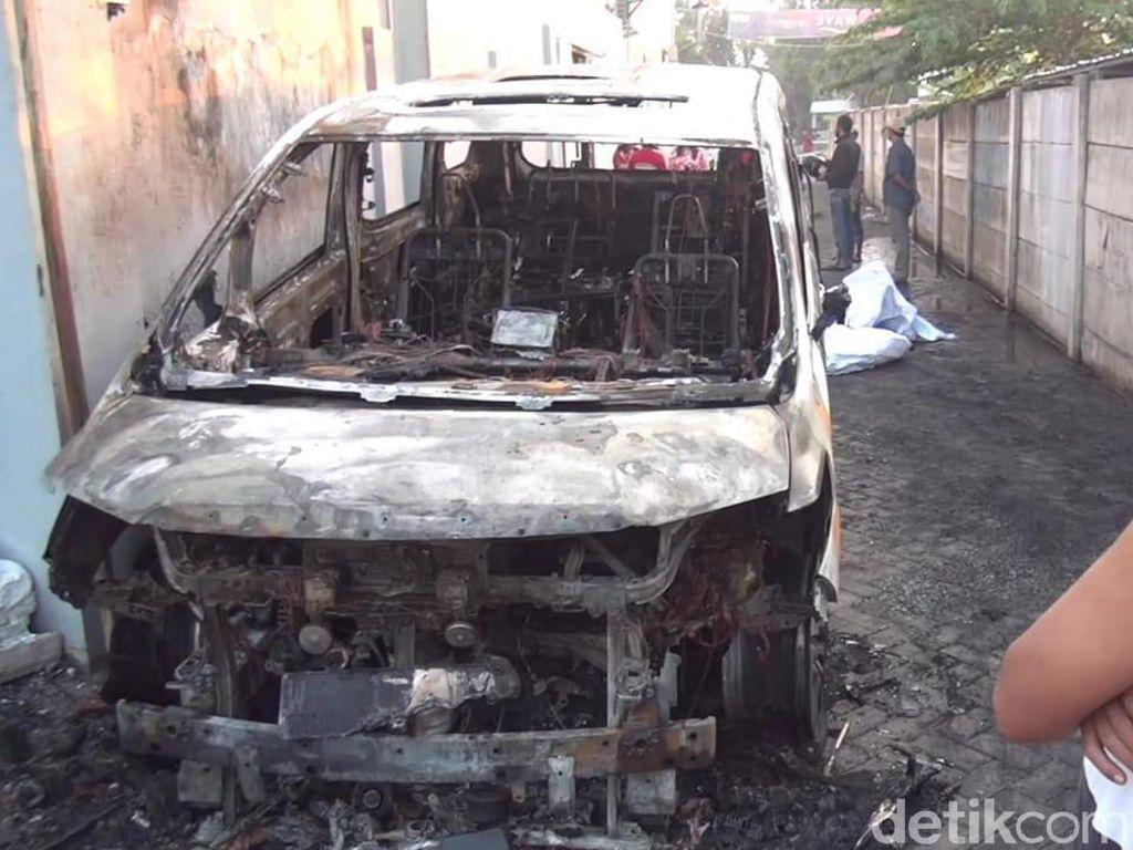 Pria Terduga Pembakar Mobil Via Vallen Resmi Jadi Tersangka