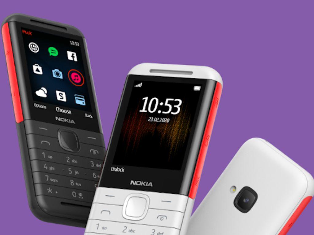 Nokia 5310 Reborn Masuk Indonesia, Ini Harganya