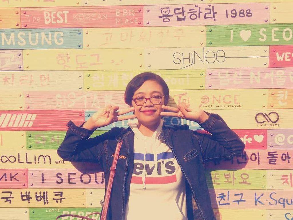 Grup K-Pop BTS Ubah Kehidupan Penulis Ruwi Meita