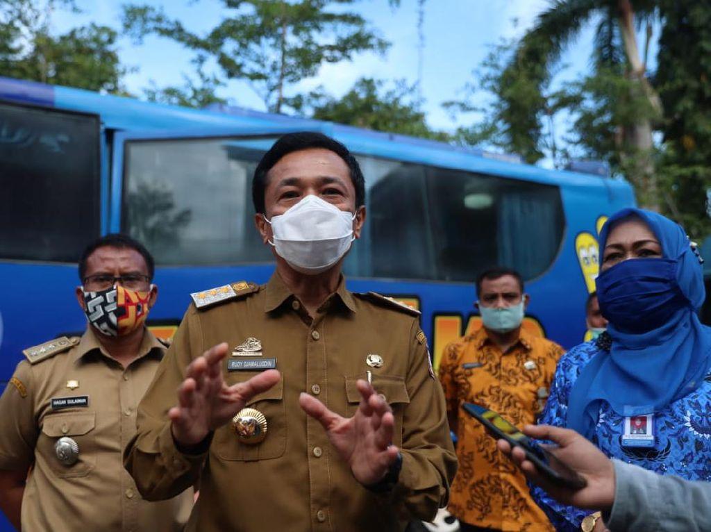 Pj Walkot Teken Perwali Batasi Orang Masuk Makassar, Ini Aturan dan Sanksinya