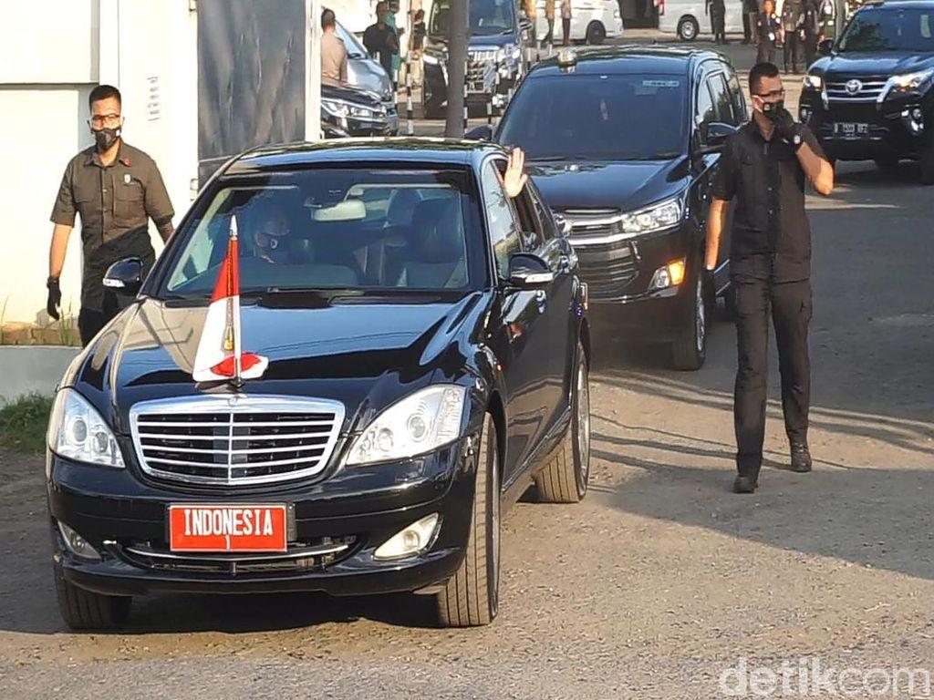 Di Sela Kunker Jokowi ke Demak, Warga Harap Fasum Terdampak Rob Diperbaiki
