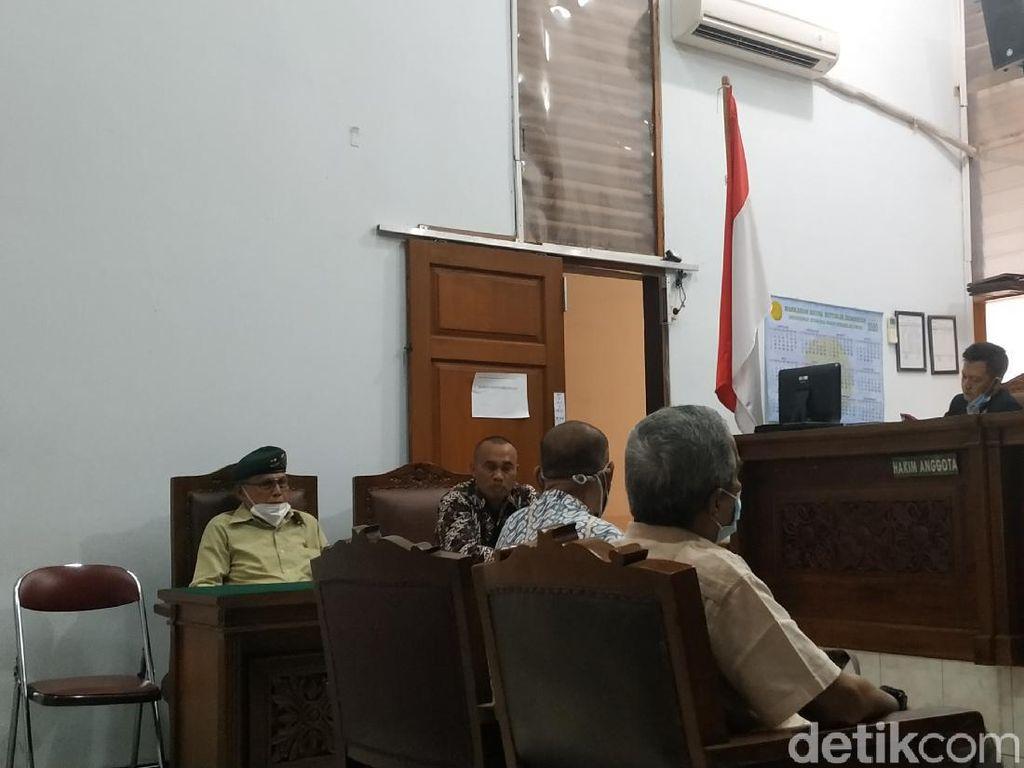 Sidang Gugatan Kivlan soal Pam Swakarsa, Saksi Ungkap Utang Nasi Padang Rp 8 M