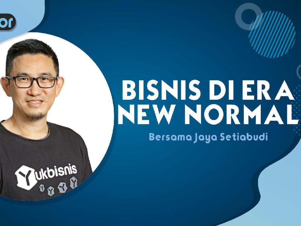 Saksikan dMentor Sore Ini: Tips Bisnis di Era New Normal