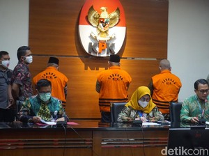Berkas Lengkap, 3 Eks Anggota DPRD Jambi Tersangka Suap Segera Disidang