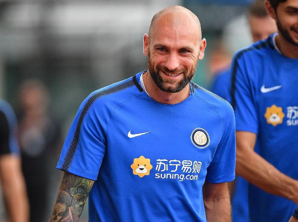 Tommaso Berni di Inter: 5 Tahun Tak Main tapi Punya 2 Kartu Merah