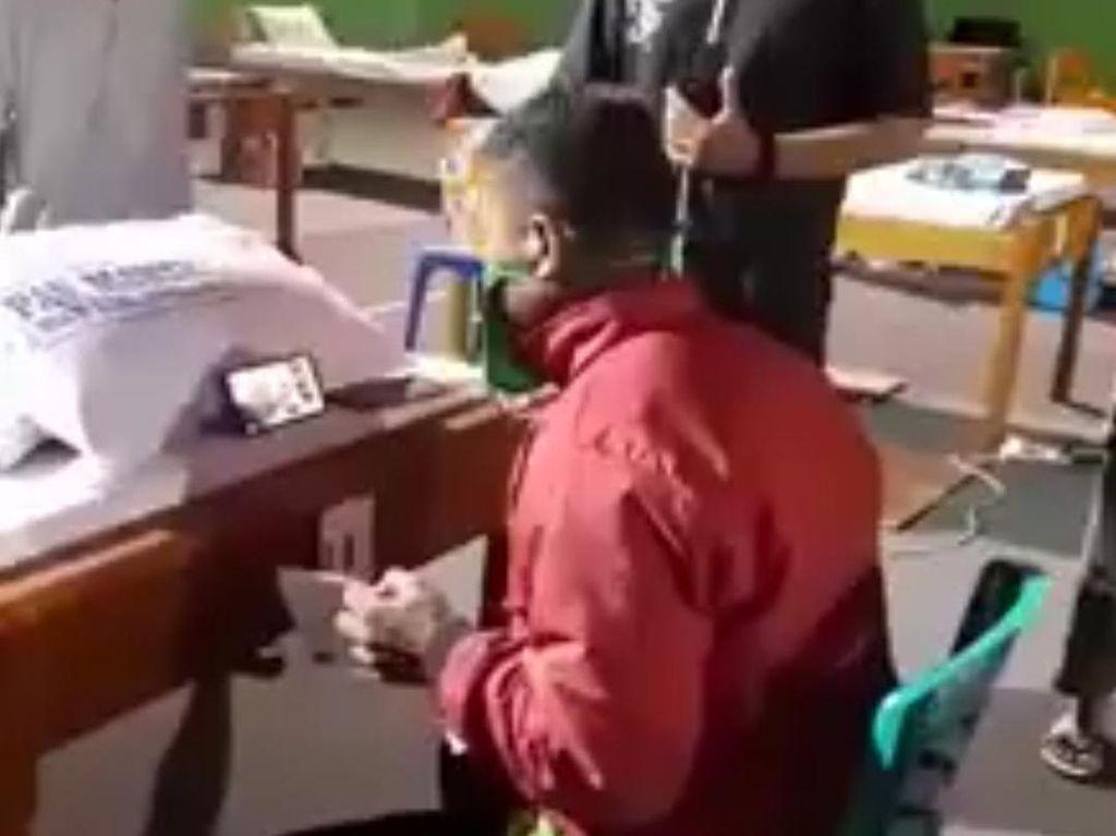 Viral Video Pasien di Rumah Karantina COVID-19 Protes Bupati Jombang