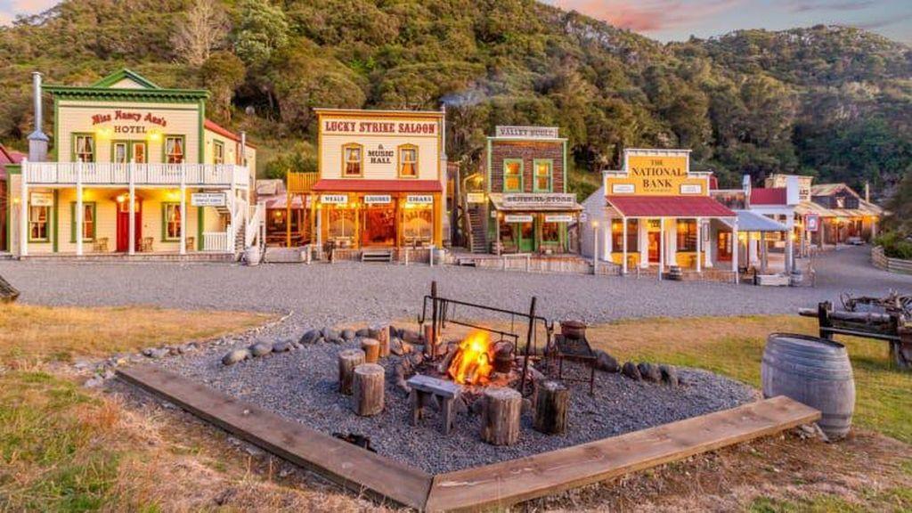 Kota Koboi Di Selandia Baru Ini Dijual Seharga Rp 107 M, Mau Beli?