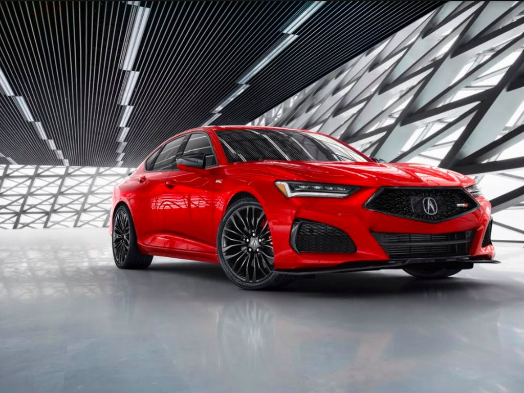New Acura TLX Punya Airbag Anti Gegar Otak