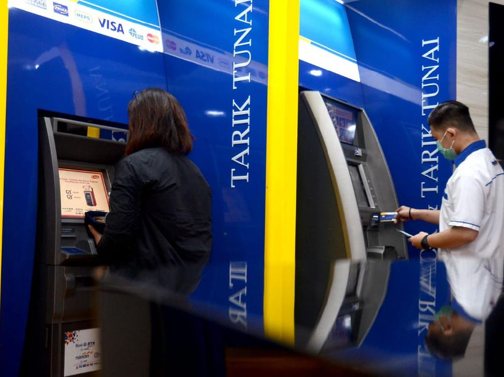 ATM dengan Layanan Terbaik