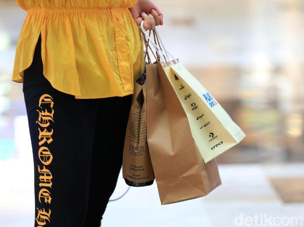 Kantong Plastik Dilarang, Grand Indonesia Sediakan Paper Bag