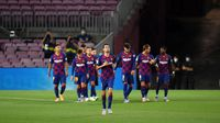 Busquets: Barcelona Beri Madrid Keuntungan Besar