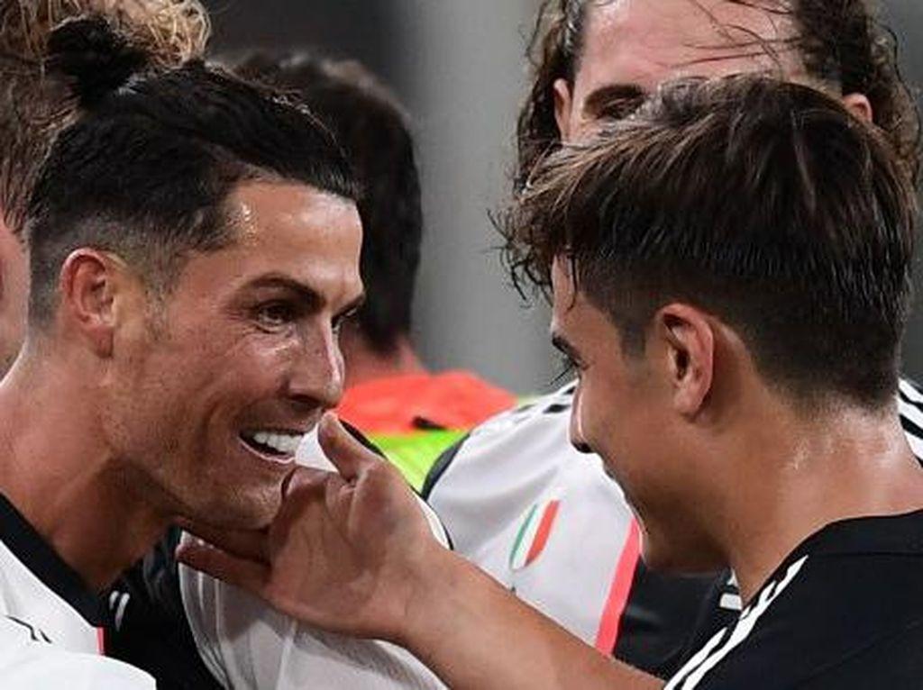 Video: Bungkam Genoa, Juventus Kokoh Berada di Pucuk Klasemen Serie A