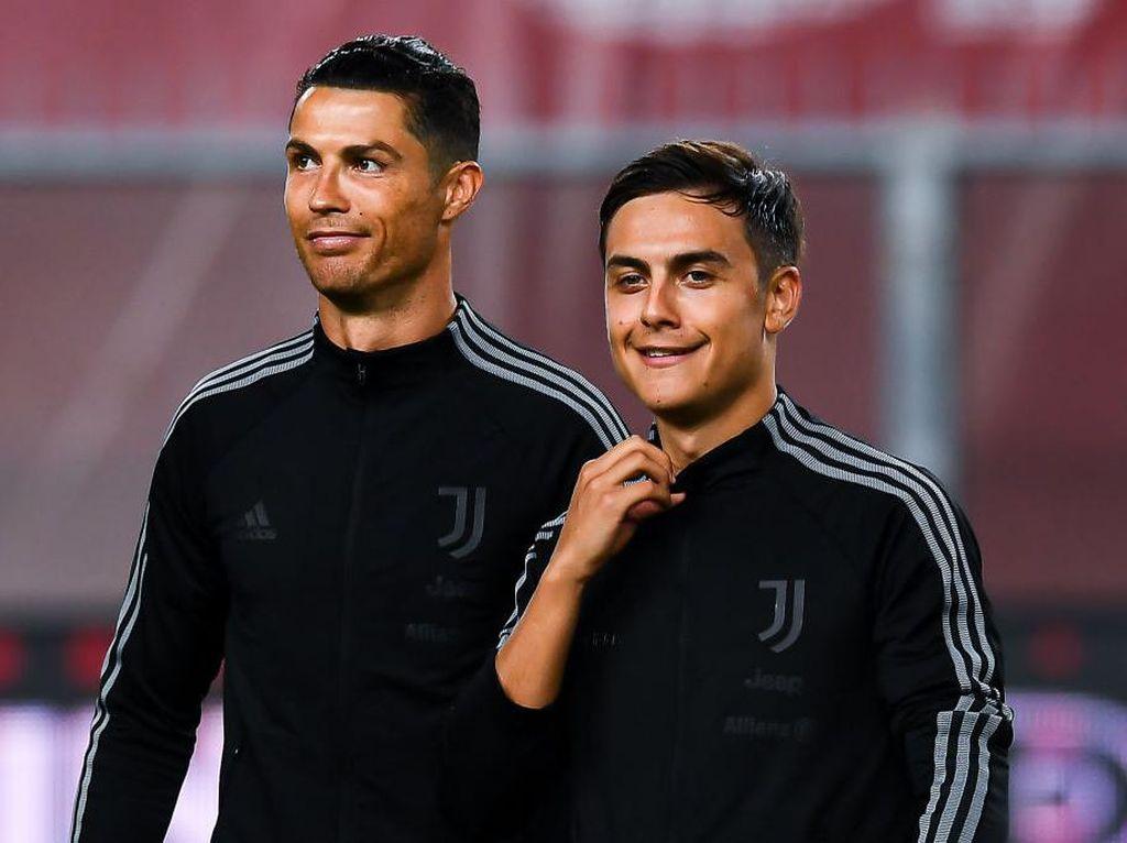 Cetak Gol Terus, Ronaldo Semakin Kompak dengan Dybala