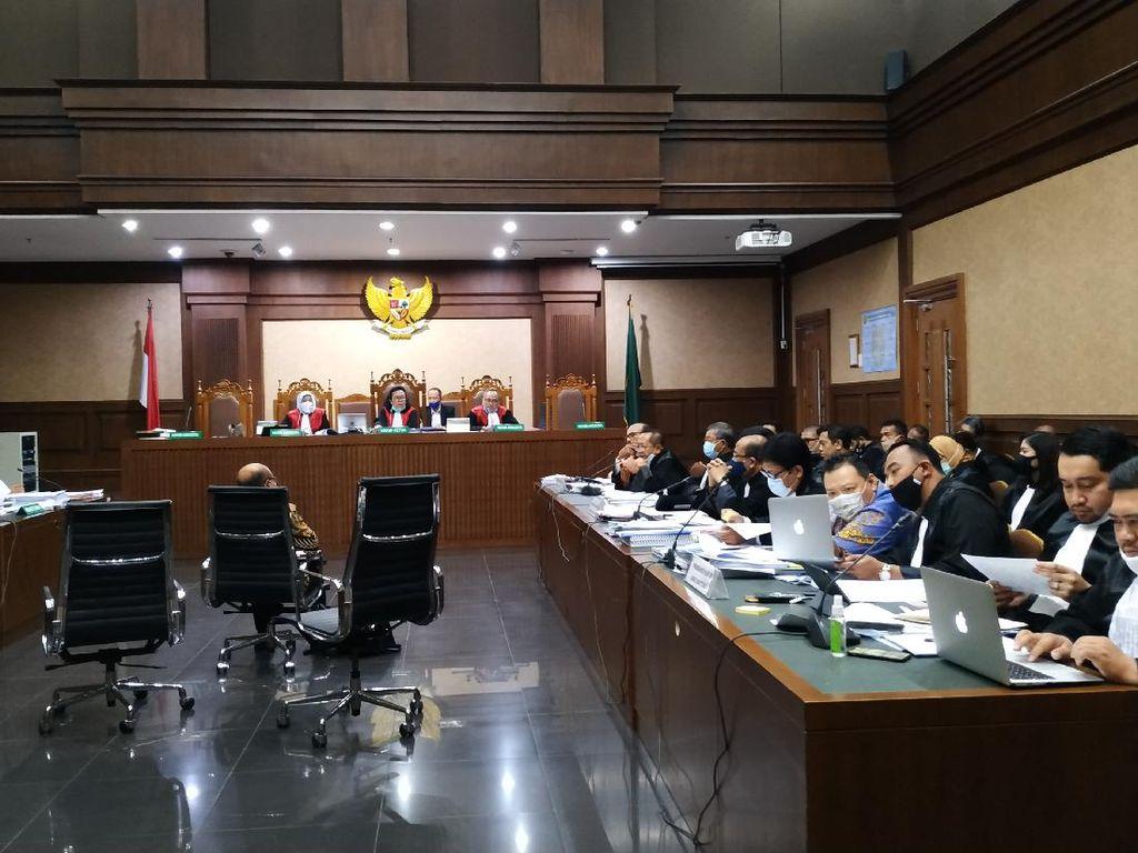 Bersaksi di Sidang, Dirut Jiwasraya Dikonfirmasi soal Dokumen Kuasa Benny Tjokro