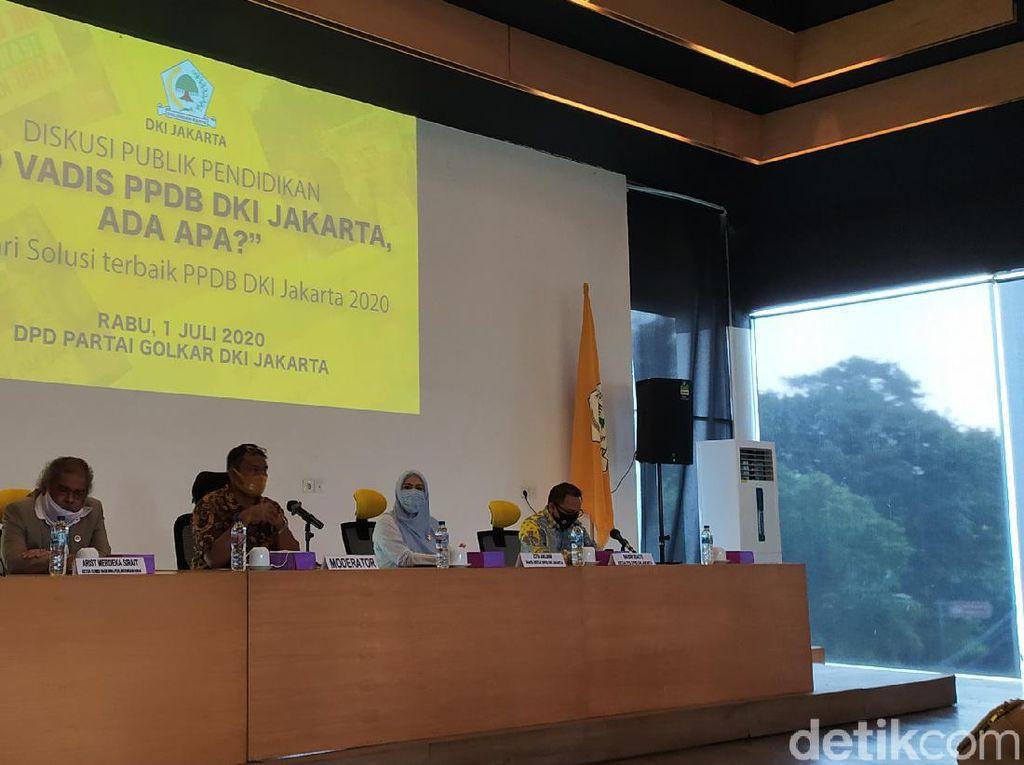 Video DPRD DKI Ingin Biaya Sekolah Swasta Ditanggung APBD