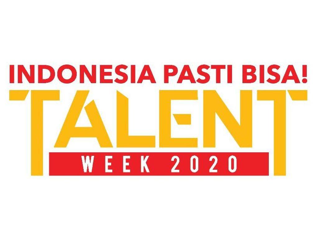 Indonesia Pasti Bisa Talent Week 2020 #INIBAKATSAYA
