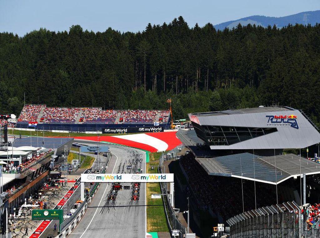 MotoGP Austria: Data dan Fakta Red Bull Ring, Sirkuit Tercepat di Kalender MotoGP