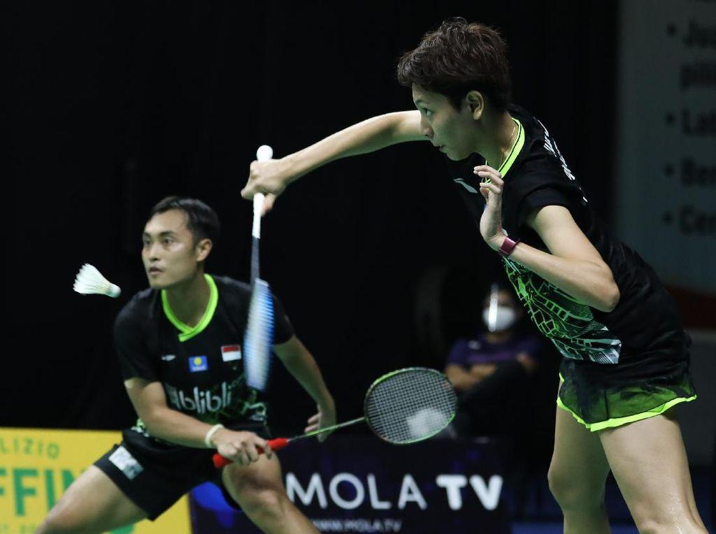 Gloria Emanuelle Widjaja Patok Target Juara di Swiss Open 2021
