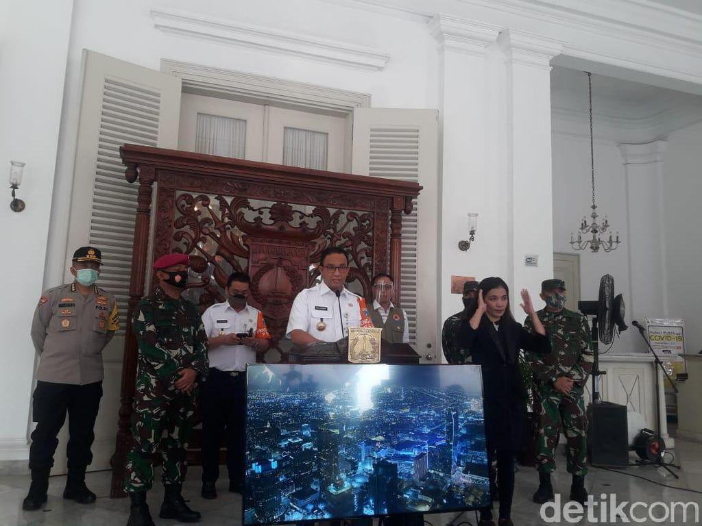 PSBB Transisi di Jakarta Diperpanjang 14 Hari, Ini Alasan Pemprov DKI
