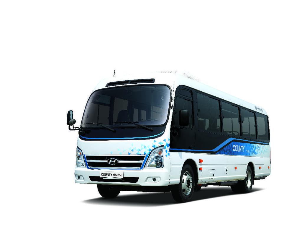 Hyundai Luncurkan Minibus Listrik, Sekali Isi Baterai Jarak Tempuh 250 Kilometer