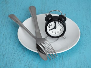 Diet Intermitent Fasting Cepat Turunkan Berat Badan, Ini Cara yang Benar