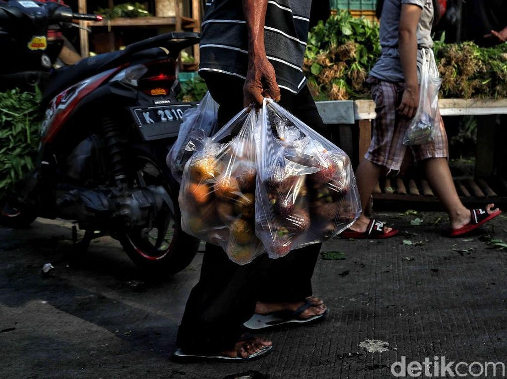 Kresek Haram di DKI, Pedagang Pasar Bingung