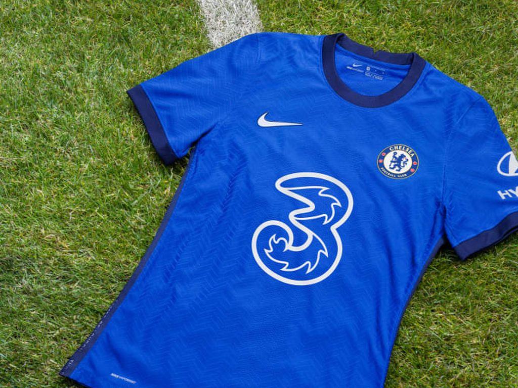 Penampakan Jersey Baru Chelsea Musim Depan