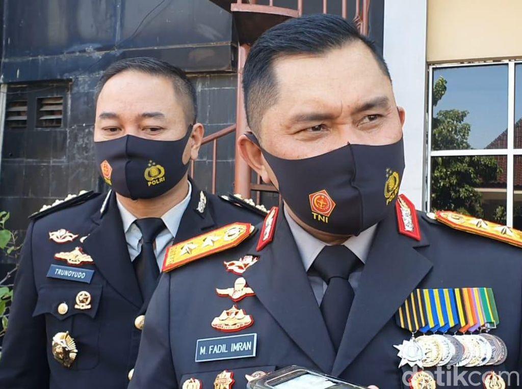 Hari Bhayangkara ke-74 di Jatim, Tantangan Baru Polisi di Masa Pandemi