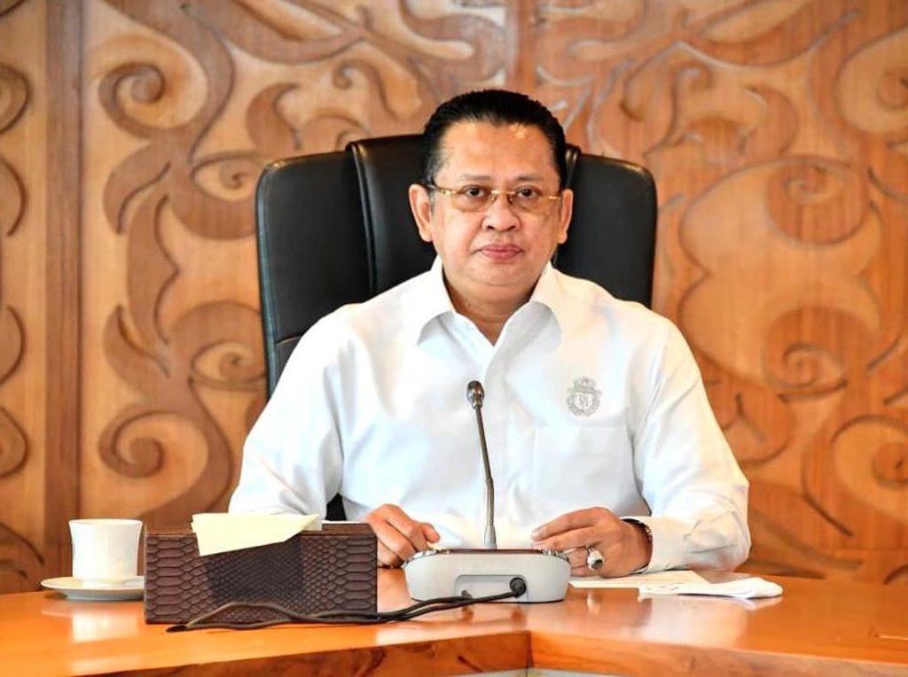 Ketua MPR Dorong Kementan Uji Klinik Produk Antivirus Corona