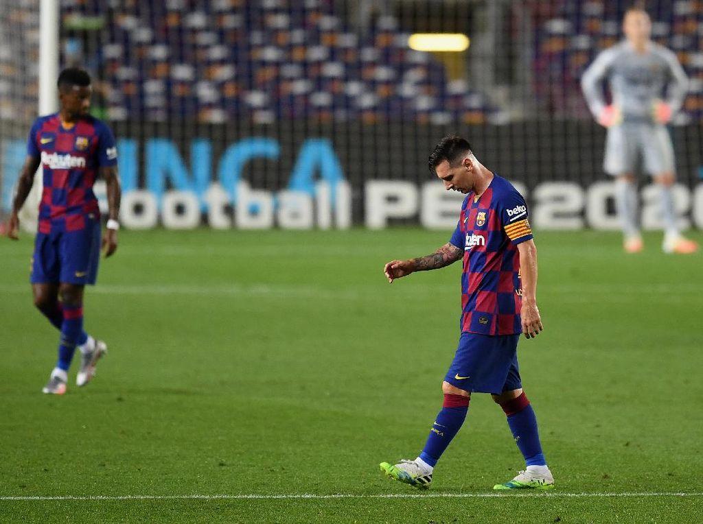 Barcelona Makin Sulit Kejar Real Madrid